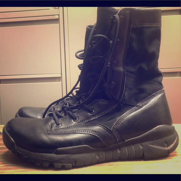 promo code 3adf2 996d1 Nike Special Field Boots SFB Tactical Military. M 5c34d6499fe48618634d951b